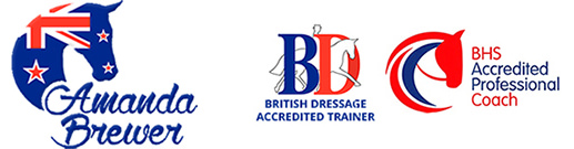 Amanda Brewer, BHS Instructor, British Dressage Trainer